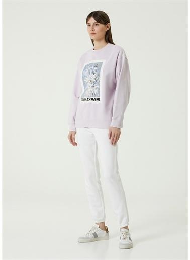 Zimmermann Sweatshirt Lila